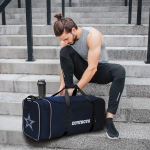 Backpack, Bag, Team, Sports, NFL, NCAA, MLB, Duffel, Sling, Drawsting, One Shoulder, Travel, Pillow