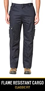 flame resistant fr cargo pant ppe