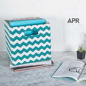 fabric storage contemporary modern trendy chic rustic looks