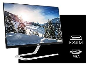 27-inch Class IPS Frameless/Slim LED Monitor