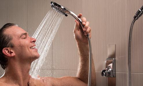 Waterpik VSS-563MT Series Shower Head, Chrome - - Amazon.com