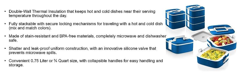 lunchbox; dry food set; freezer storage; freezer container; food storage; lunchbox set