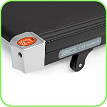Lite Runner Treadmill Ortho Flex Shock Suspension System