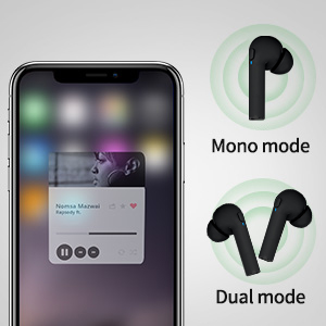 Bluetooth 5.1 headphones
