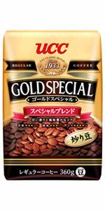 UCC,ゴールドスペシャル,ゴスペ,ブレンド,ドリップ,コーヒー豆,粉,レギュラーコーヒー