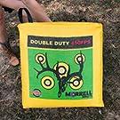 traditional bullseyes, double duty bullseyes