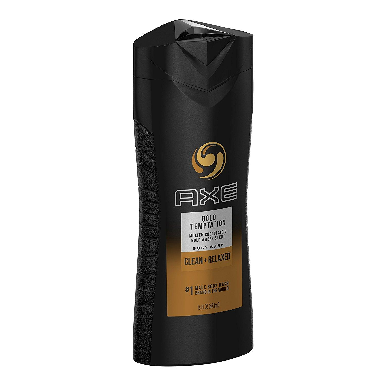 Amazon.com: AXE Body Wash for Men, Gold Temptation, 16 oz