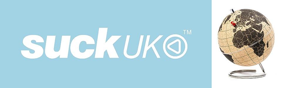 Suck UK; Cork Globe