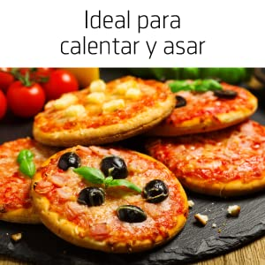 Mini fours à pizza, four grille-pain