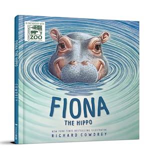 Fiona The Hippo Richard Cowdrey 0025986766399 Amazon