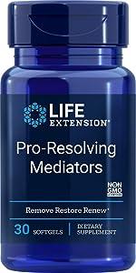 Pro Resolving Mediators