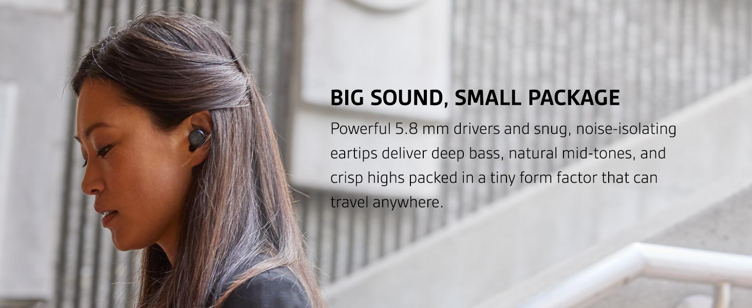 plantronics, backbeat pro, backbeat pro 5100, wireless earbuds, airpods, workout headphones