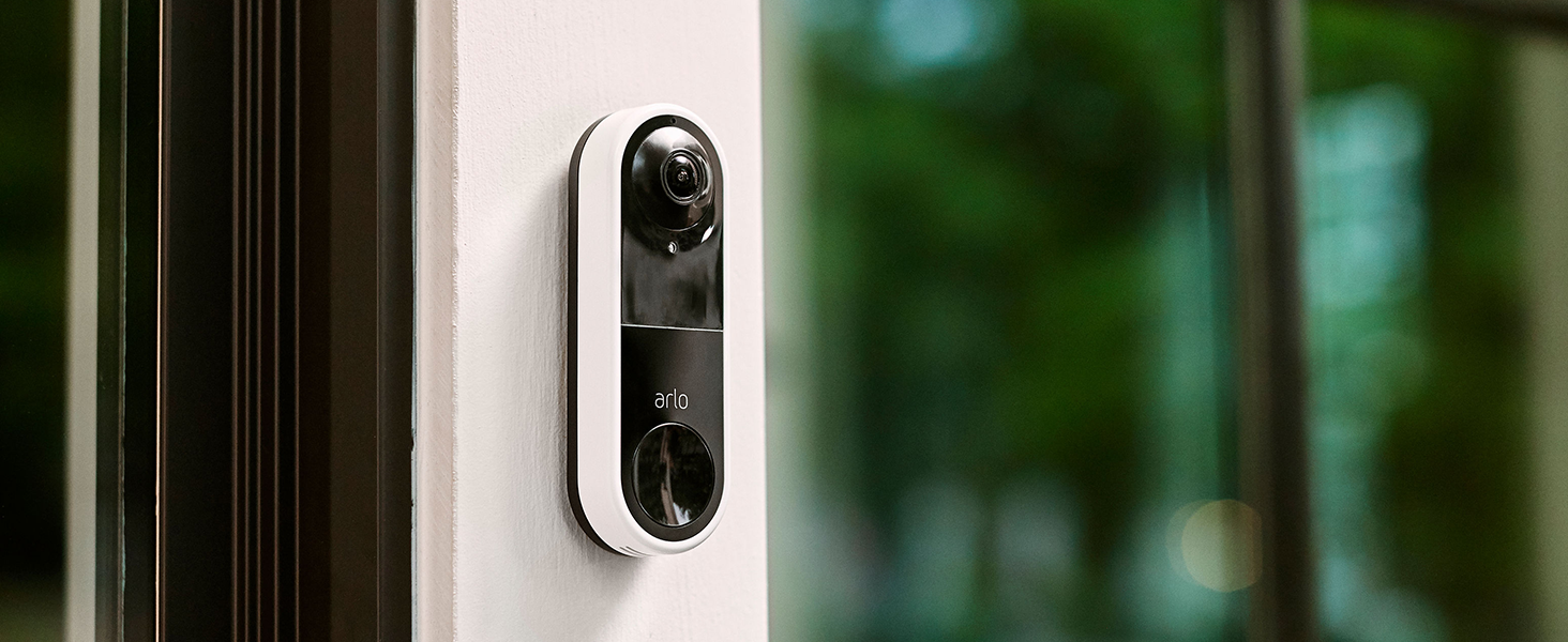 Arlo, Video Doorbell, HD, Security Camera, Smart Home, Security, Arlo Smart, weather-resistant, IoT