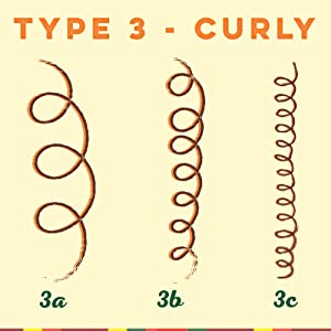 type 3 curly hair