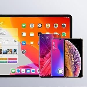 iOS, android, TWS