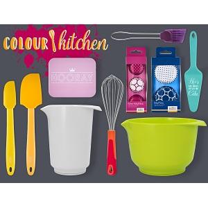 Colour Kitchen - Multicolore