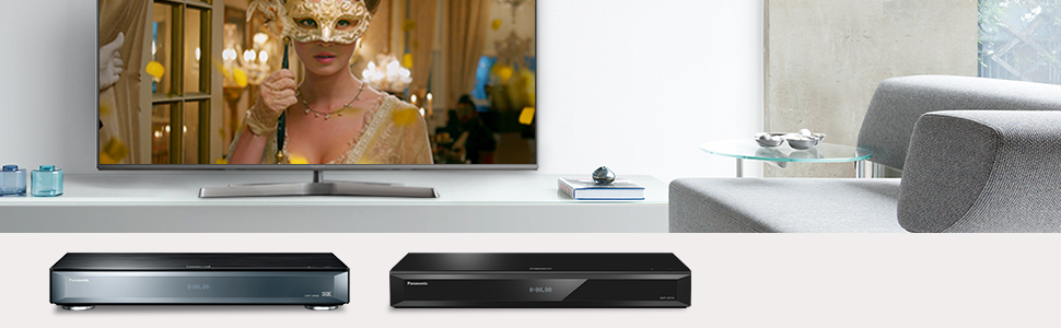 Panasonic Ultra HD Blu-ray Player