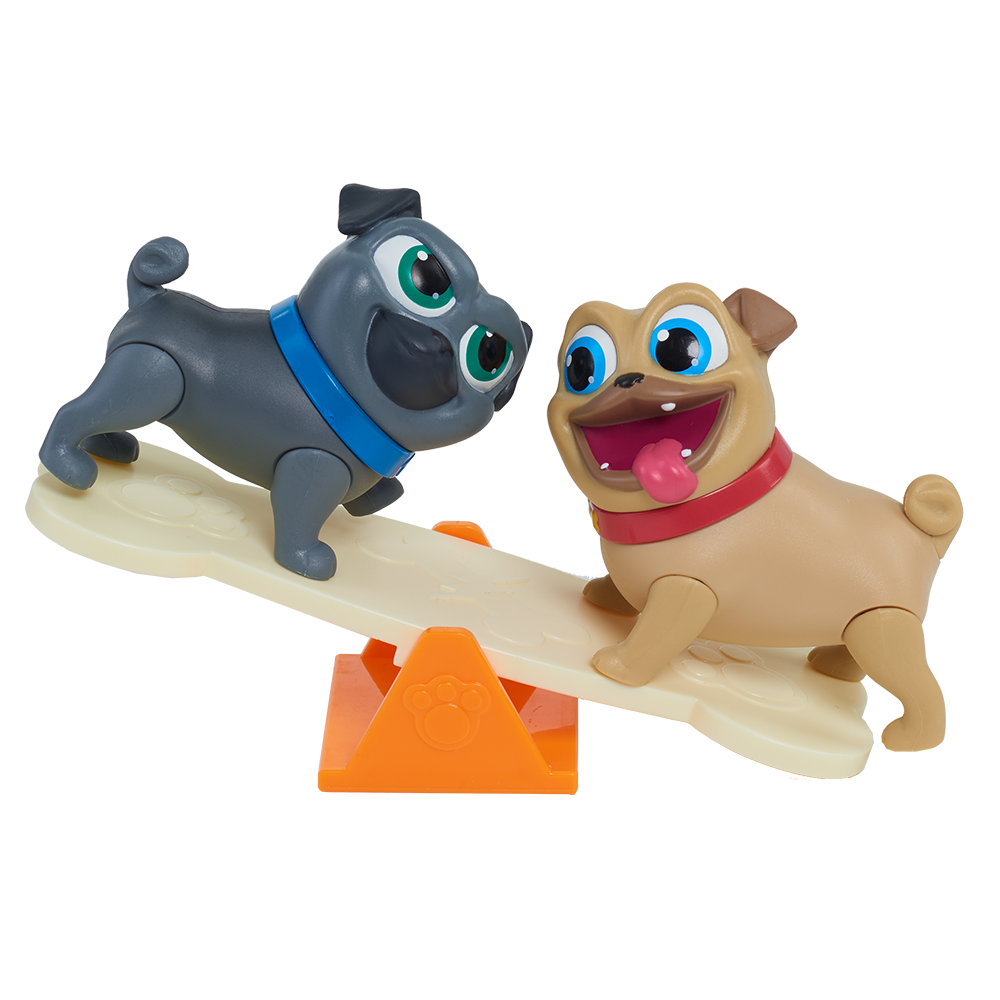 Amazon.com: Just Play Puppy Dog Pals Dog House Playset