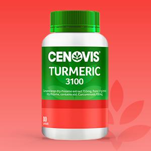 Cenovis ; Cenovis Turmeric 3100; Cenovis turmeric capsules; Turmeric supplement; Curcumin supplement