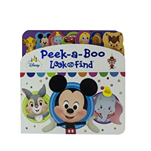 Disney Baby Mickey, Lion King, Princess, and More! - Peek-a-Boo ...