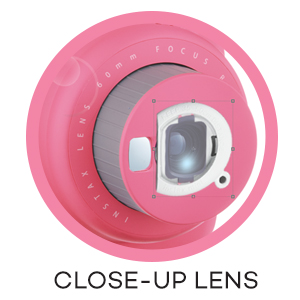 Closeup lens attachment