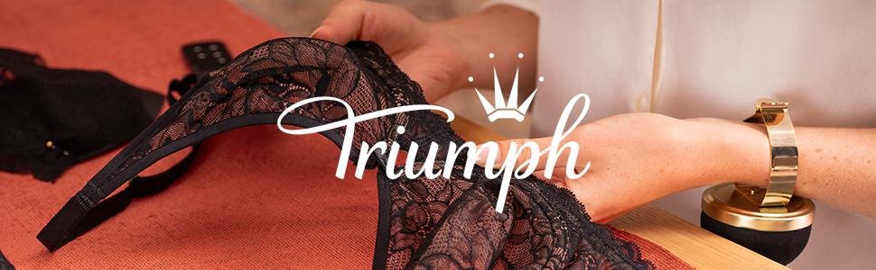 Triumph soutiens-gorge Amourette 300 charm confortable dentelle large choix de couleurs et tailles