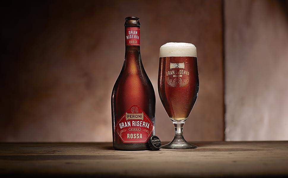 Birra Peroni Gran Riserva Rossa