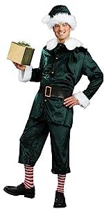 Green Elf Costume