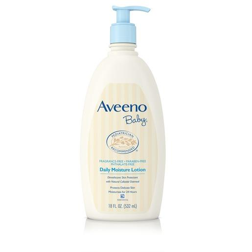 Aveeno Baby Daily Moisture Lotion 18 Fl Oz Amazon Ca