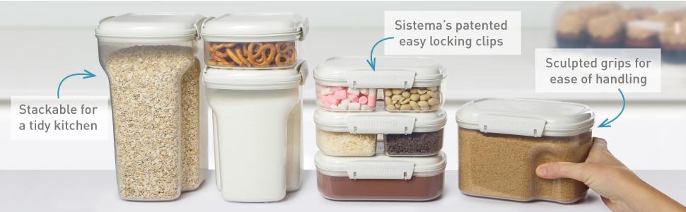 Sistema Bake IT Features
