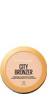 maybelline city face bronzer