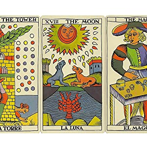Cartas tarot español