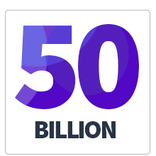 50 billion CFU