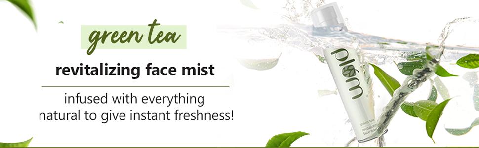 Plum Green Tea Revitalizing Face Mist