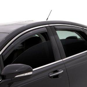 Only for the 3 Doors Model Easy to Fit Tinted Pair of Front Wind Deflectors G3 19.250 G3 19.25-6449