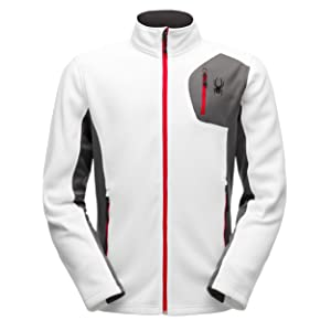 Men's Bandit Full Zip Stryke Jacket - Front