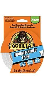 Amazon Com Gorilla Heavy Duty Double Sided Mounting Tape