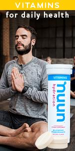 Nuun Vitamins - for daily health
