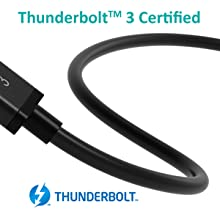 macbook thunderbolt 3 cable