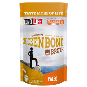 LonoLife Chicken Bone Broth