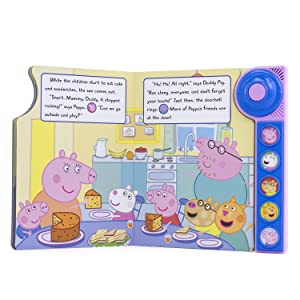 sound,book,toy,toys,picture,pi,kids,p,i,children,phoenix,international,publications,peppa,pig