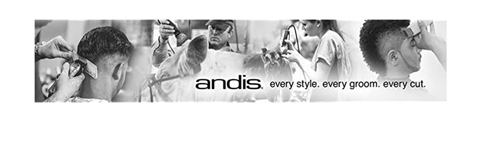 andis hair clippers