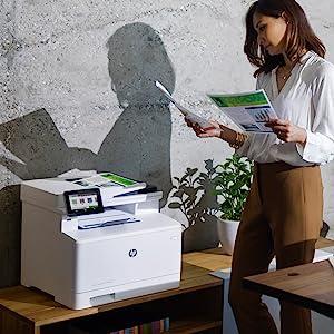 Impresora multifunción HP LaserJet Pro M479