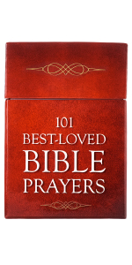Christian Art Gifts A Box of Blessings 101 Best Loved Bible Prayers