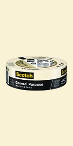 Scotch General Purpose Masking Tape