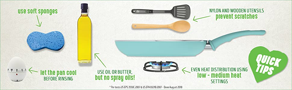 greenlife, ceramic, nonstick, cookware, frypan