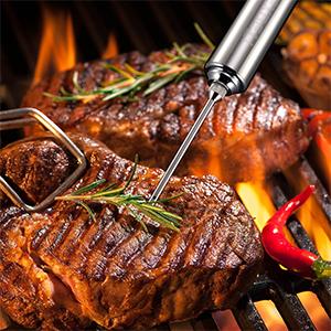 Amazon.com: REXBETI - Jeringa para inyector de carne, acero ...