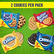 Nabisco Cookie 2 Count Variety Pack