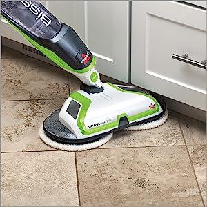 Spinwave, mop, mop and bucket, floor cleaner, hardwood cleaner, wood floor, tile, linoleum, spin mop