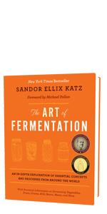 fermentation, noma, redzepi, chang, barber, pollan, vegetables, kraut, slaw, microbes